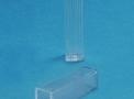 Cubeta para Espectrofotômetro em Poliestireno Capacidade de 4ml