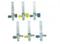 Fluxômetro ar comprimido 0-15 lpm rosca macho