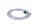 Extensão plástica 1,60mts p/micronebulizador de o2