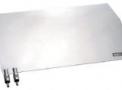 Placa-Paciente em Aço Inox (180 X 300 mm) PP-04