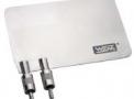 Placa-Paciente em Aço Inox (80 x 120 mm) PP-06
