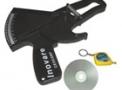Adipômetro - Plicômetro com planilha de avaliação e trena Inovare - Cescorf