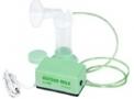 Bomba tira leite elétrica verde 110V - Matern Milk