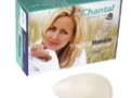 Complemento mamário de silicone formato em gota nº 07 Darling - Chantal