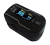 Oximetro de Pulso de Dedo Portátil com curva plestimográfica e visor LCD colorido MD300E - Moriya