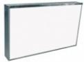 Negatoscópio Branco Duplo 110 / 220 V - 44 x 73 cm AC-102- Bio MN  - Bio MN
