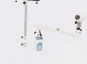 Video Colposcópio Aumento Variável de 8 à 30 vezes através de zoom ótico motorizado com Braço Articulado e rodizios VC 2000-B- Medpej  - Medpej