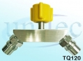 Tomada Dupla para Ar Comprimido - TQ120