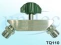 Tomada Dupla para Oxigênio - TQ110