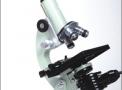 Microscopio monocular aumento até 1600x