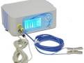 oximetro veterinario de pulso com curva pletismografica e temperatura