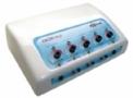 Gabinete 6 em 1 Facial - Alta Frequência, Ionizador, Desincrust, Eletrolifting, Corrente Galvânica e Corrente Farádica (Cód. 284)