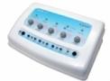 Gabinete 7 em 1 Facial - Alta Frequência, Ionizador, Desincrust, Eletrolifting, Galvânica, Farádica e Micro Corrente (Cód. 285)