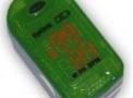 Oximetro de pulso de dedo Verde Novidade