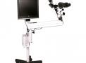Colposcopio CP14 3X + Microcâmera + LCD + Braço Articulado (COMPLETO)