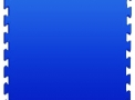 Tatame E.V.A.com Encaixe - Piso Esportivo para Judo, Yoga e Exercícios - 1,00x1,00x0,01M