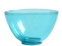 Cubeta Plástica em PVC Flexível para Clínicas de Estética tipo Tigela Pequena - 200ml