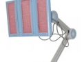 Painel Emissor Hygialux - Vermelho - TDT.0604 - KLD