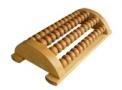 Massageador Manual de Madeira - Traviroller - Auto-massagem dos pés