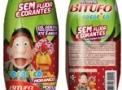 Gel Dental Cocoricó Sem Flúor Morango 100grs Bitufo