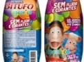 Gel Dental Cocoricó Sem Fluor Tutti Frutti 100grs Bitufo