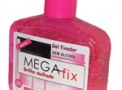 Gel Fixador Rosa 260 Gramas MegaFix