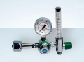Regulador de Pressão Fixa com Fluxômetro
