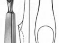 Rugina Curva Lambotte 21cm 25mm