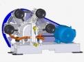 Compressor Medicinal Montado sobre Base EL-2150-B