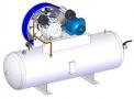 Compressor Medicinal Montado sobre Reservatório EL-2050-R