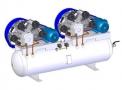 Compressor Medicinal Montado sobre Reservatório EL-2300-R