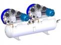 Compressor Medicinal Montado sobre Reservatório EL-2075-RD