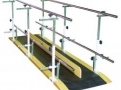 Barra Paralela Dupla - 3m Ref. 1060   - Aço pintado