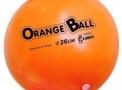 Bola para exercicio 26 cm Orange Ball Ref. Bl.01.26