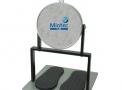 Dinamômetro Dorsal configuração para biomecânica