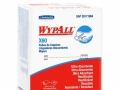 Pano Descartável Wiper WYPALL X60 Quarterfold - Kimberly Clark