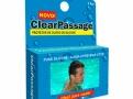 Protetor de Ouvido ClearPassage Silicone com 1 Par