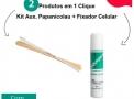 Kit Aux, Papanicolaou + Fixador Ceular Comum