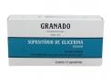 Supositório de Glicerina Granado Lactante com 12 Unidades