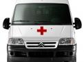 Ambulância - Transformação Citroen Jumper em Ambulância Simples Remoç