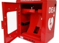 Cabine Gabinete para Desfibrilador Externo DEA