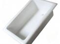 Banheira em Fiber Glass Para Recem Nascido 65 Litros