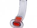 cânula de guedel protec nº5 110mm laranja