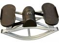 balance stepper c/ tapete anti-derrapante - elástico extensor c/ monitor - acte sports