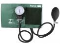 aparelho de pressão premium adulto nylon velcro verde