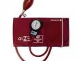 aparelho de pressão adulto pvc nylon velcro vinho bic