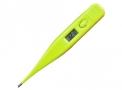 termômetro clínico digital incoterm termomed verde limão