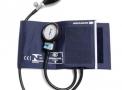 aparelho de pressão adulto nylon velcro azul plus ap0839 bic