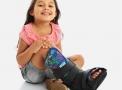 bota imobilizadora robocop infantil estampado 29-32 chantal