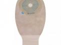 esteem plus convatec bolsa de colostomia drenável transparente fecho inviclose recortável 20-70mm (cx com 10 un)